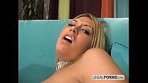 sb-4-04 sex anal hot enjoying cock big a and blonde Horny