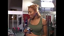 Krystal Wett aka Layla Monroe gets pimped