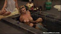 Lesbian slave punishment video - Slave Tears Of...
