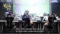 W Tails Cat A Strange Presence Episode 1 English Subbed - HentaiDream