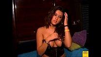 Jersey Shore Italian Whore Shows Her Nice Rack