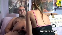 Mature hottie Leeanna Heart is blowing a guy she just met