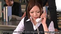 Kawashima selling the product like a veteran pro