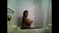 yovanka alvarado duchandose en el jacuzy mosrtando tremendo culazo