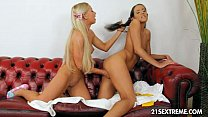 Adriana and Kiara Lord - Mighty Mistress