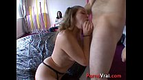 Accidental creampie Ophelie enragee du sexe !!!...