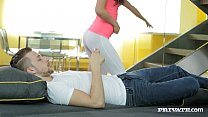 Lexi Dona Twerks on Her Man and Analized