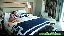 Nuru Massage With Big Tit Asian And Nasty Fuck On Air Matress 29