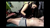 Thumb Tacks Stiletto Trampling Session (Don't Try This at Home!)