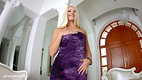 Hot Blanche Bradburry gets a load of creampie a...