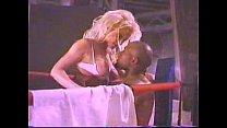 Silvia Saint 2  y Negro Horrible Muy Feo Boxing