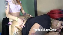 phat booty bbw ms giggles banged by lil asian a...