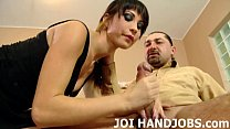 Plop that dick down so I can stroke it for you JOI