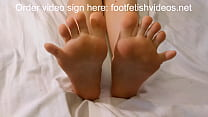 Sexy soles for order