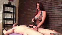 mean-Dominant milf cock treatment