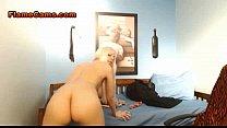 pussy her spreads teenie blonde Pregnant