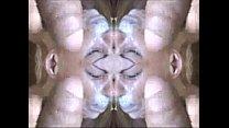 Reversed and mirrored cumshot pilation