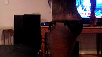 Stripping Ebony Babe [Young Dread Porn Audition...