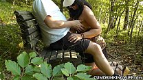Slutwife Marion gangbanged by hundreds of guys