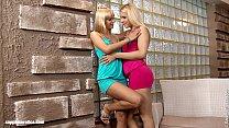 Blonde Affair - by Sapphic Erotica lesbian sex ...