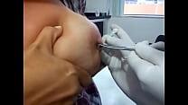 Piercing no Mamilo Feminino