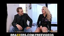 Zoey Monroe rides cock to help her have a huge ...