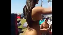 barretos em pelada dança Safada