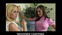 Hot & Mean lesbians punish new office secretary...