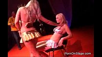 Beauty lesbian strippers sex