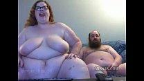 SSBBW mature couple