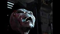 3D Animation: Alien Abduction