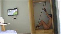 fazendo minha esposa gostosa de escrava sexual