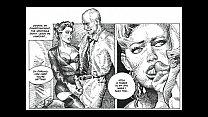Erotic Sexual Bondage Fetish Comic