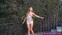 Sweet chick Jillian Janson getting anal