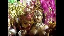 Renata Frisson - Mulher Melao topless in carnaval