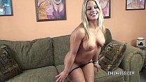 Mature slut Skylar Rae is on her knees and sucking dick