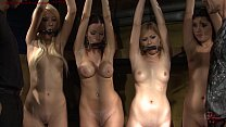 Slave auction II. Second slave sold.