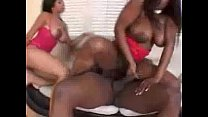 Havana Ginger & Jada Fire 3some