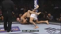CM Punk vs Mickey Gall - UFC 203