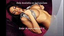Hot girl nice body on webcam