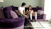 YouPorn - Moms Teach Sex Horny mom teaches step...
