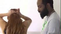 Sara Jay & Nicky Ferrari - HOT MILF's Interracial Sex