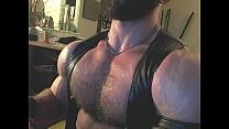 Hairy Pecs & Leather - Samuel Colt