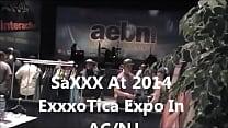 SaXXX aka SAXXXJUST4U 2014 Exxxotica expo AC NJ