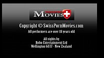 Interview Porn Movie with Swissmodel Corina 19y