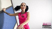 Amai Loves Crushing Tinies GIANTESS FEMDOM FEET