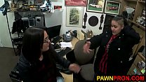 Pawnshop Thieves Caught and Fucked