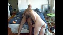 Ebony Bio-male Pounds White FTM Transman On Chr...