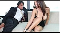 Passion-HD - Man dials up a Dillion Harper for a hot fuck session