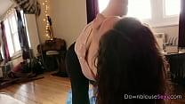 Brianna Davies - Blouse Peeler - short trailer